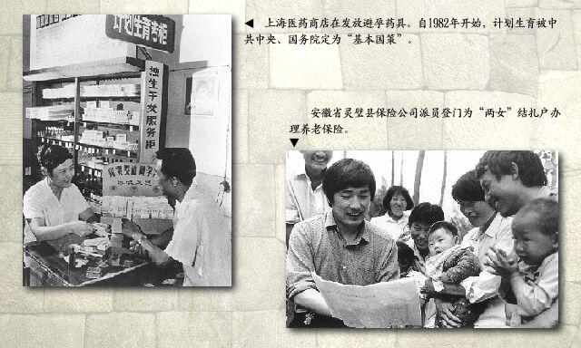 1982年:计划生育