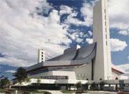 奥体中心英东游泳馆