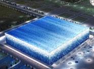 """捐2亿建设""""水立方"""""""