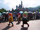 迪士尼表演