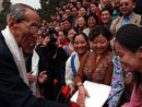 出席藏学暨藏语文教学研讨会