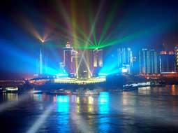 重庆直辖十年