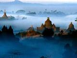 缅甸的佛塔