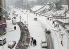 上海大雪纷飞