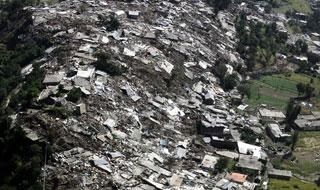 巴基斯坦地震 传本·拉登被震死