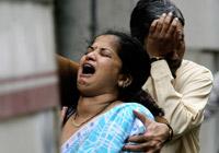 孟买遭连环恐怖袭击
