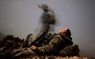 美军阿富汗十年苦战
