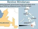菲律宾枪杀人质案示意图
