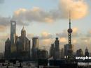 上海云系增多