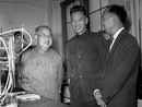 中国著名科学家钱学森从美国返国