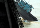 九江大桥事故图片
