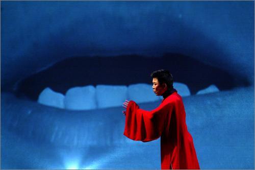 赵志刚实验越剧 红楼镜像 上海演出 -视觉联盟 图片欣赏