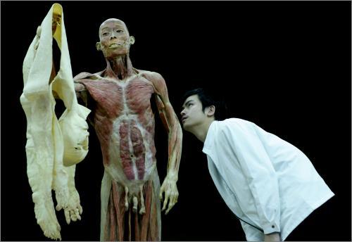真人人体写实油画